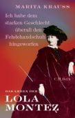 'Ich habe dem starken Geschlecht überall den Fehdehandschuh hingeworfen', Krauss, Marita, EAN/ISBN-13: 9783406755248