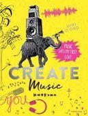 Create Music, Mixtvision Mediengesellschaft mbH., EAN/ISBN-13: 9783958541337