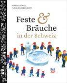 Feste und Bräuche in der Schweiz, Piatti, Barbara, Nord-Süd-Verlag, EAN/ISBN-13: 9783314104930