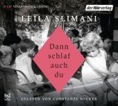 Dann schlaf auch du, Slimani, Leïla, Der Hörverlag, EAN/ISBN-13: 9783844527506