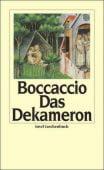 Das Dekameron, Boccaccio, Giovanni di, Insel Verlag, EAN/ISBN-13: 9783458342779