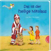 Das ist der heilige Nikolaus, März, Lene, Gabriel, EAN/ISBN-13: 9783522305426