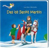 Das ist Sankt Martin, März, Lene, Gabriel, EAN/ISBN-13: 9783522305433