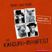Das Känguru-Manifest, Kling, Marc-Uwe, Hörbuch Hamburg, EAN/ISBN-13: 9783869090757