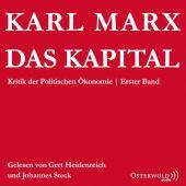Das Kapital, Marx, Karl, Osterwold audio, EAN/ISBN-13: 9783869523927