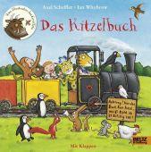 Das Kitzelbuch, Scheffler, Axel/Whybrow, Ian, Beltz, Julius Verlag, EAN/ISBN-13: 9783407754134