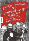 Das kommunistische Manifest, Rowson, Martin, Knesebeck Verlag, EAN/ISBN-13: 9783957282071