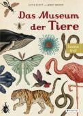 Das Museum der Tiere, Broom, Jenny, Prestel Verlag, EAN/ISBN-13: 9783791371771