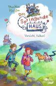 Das Springende Haus. Vorsicht, Vulkan!, Pfeiffer, Marikka, Rowohlt Verlag, EAN/ISBN-13: 9783499218422