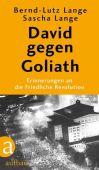 David gegen Goliath, Lange, Bernd-Lutz/Lange, Sascha, Aufbau Verlag GmbH & Co. KG, EAN/ISBN-13: 9783351037871