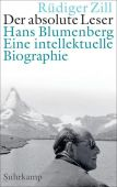 Der absolute Leser, Zill, Rüdiger, Suhrkamp, EAN/ISBN-13: 9783518587522