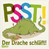 Psst! Der Drache schläft!, Hasselmann, Wiebke, Carlsen Verlag GmbH, EAN/ISBN-13: 9783551171498