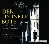 Der dunkle Bote, Beer, Alex, Random House Audio, EAN/ISBN-13: 9783837145410