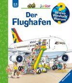 Der Flughafen, Erne, Andrea, Ravensburger Buchverlag, EAN/ISBN-13: 9783473332922
