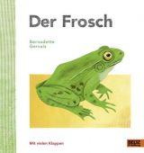 Der Frosch, Gervais, Bernadette, Beltz, Julius Verlag, EAN/ISBN-13: 9783407823441