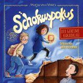Der geheime Kakaoklau, von Vogel, Maja, Silberfisch, EAN/ISBN-13: 9783745601114
