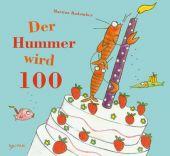 Der Hummer wird 100, Badstuber, Martina, Tulipan Verlag GmbH, EAN/ISBN-13: 9783864291050