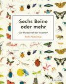 Sechs Beine oder mehr - Die Wunderwelt der Insekten und Spinnen, Teckentrup, Britta, Prestel Verlag, EAN/ISBN-13: 9783791374390