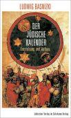 Der Jüdische Kalender, Basnizki, Ludwig, Jüdischer Verlag im Suhrkamp Verlag, EAN/ISBN-13: 9783633542932