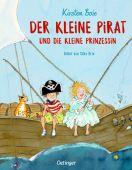 Der kleine Pirat und die kleine Prinzessin, Boie, Kirsten, Verlag Friedrich Oetinger GmbH, EAN/ISBN-13: 9783789110498