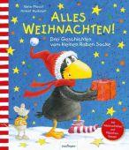 Der kleine Rabe Socke: Alles Weihnachten!, Moost, Nele, Esslinger Verlag J. F. Schreiber, EAN/ISBN-13: 9783480234769
