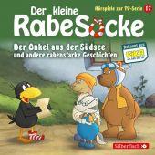 Der kleine Rabe Socke - Der Onkel aus der Südsee und andere rabenstarke Geschichten, Silberfisch, EAN/ISBN-13: 9783867427647