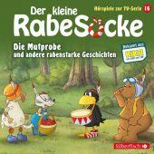 Der kleine Rabe Socke - Die Mutprobe und andere rabenstarke Geschichten, Silberfisch, EAN/ISBN-13: 9783867427630