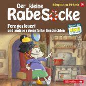 Der kleine Rabe Socke - Ferngesteuert und andere rabenstarke Geschichten, Silberfisch, EAN/ISBN-13: 9783867427616