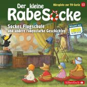 Der kleine Rabe Socke - Sockes Flugschule und andere rabenstarke Geschichten, Silberfisch, EAN/ISBN-13: 9783867427609
