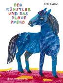 Der Künstler und das blaue Pferd, Carle, Eric, Gerstenberg Verlag GmbH & Co.KG, EAN/ISBN-13: 9783836960021