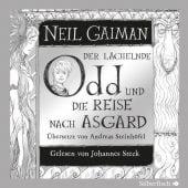 Der lächelnde Odd, Gaiman, Neil, Silberfisch, EAN/ISBN-13: 9783867423854