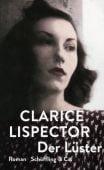 Der Lüster, Lispector, Clarice, Schöffling & Co. Verlagsbuchhandlung, EAN/ISBN-13: 9783895616211