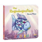 Der Regenbogenfisch - Zahlen, Pfister, Marcus, Nord-Süd-Verlag, EAN/ISBN-13: 9783314102769