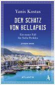 Der Schatz von Bellapais, Kostas, Yanis, Atlantik Verlag, EAN/ISBN-13: 9783455010923