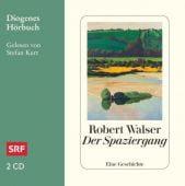 Der Spaziergang, Walser, Robert, Diogenes Verlag AG, EAN/ISBN-13: 9783257803853