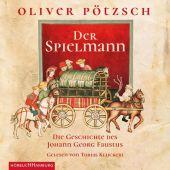 Der Spielmann, Pötzsch, Oliver, Hörbuch Hamburg, EAN/ISBN-13: 9783957131331