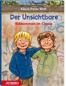 Der Unsichtbare, Wolf, Klaus-Peter, Jumbo Neue Medien & Verlag GmbH, EAN/ISBN-13: 9783833731853