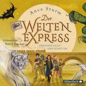 Der Welten-Express, Sturm, Anca, Silberfisch, EAN/ISBN-13: 9783745601015