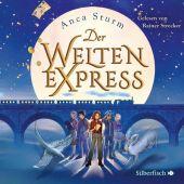 Der Welten-Express, Sturm, Anca, Silberfisch, EAN/ISBN-13: 9783745600278