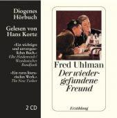 Der wiedergefundene Freund, Uhlman, Fred, Diogenes Verlag AG, EAN/ISBN-13: 9783257802917