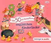 Die 50 schönsten englischen Kinderlieder (3CD), Various, Oetinger audio, EAN/ISBN-13: 4260173788402
