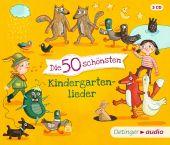 Die 50 schönsten Kindergartenlieder, Oetinger audio, EAN/ISBN-13: 4260173788372