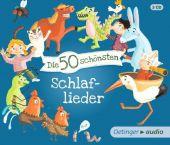 Die 50 schönsten Schlaflieder, Oetinger audio, EAN/ISBN-13: 4260173788242
