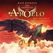 Die dunkle Prophezeiung, Riordan, Rick, Silberfisch, EAN/ISBN-13: 9783745600377