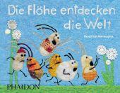 Die Flöhe entdecken die Welt, Alemagna, Beatrice, Phaidon, EAN/ISBN-13: 9780714871097