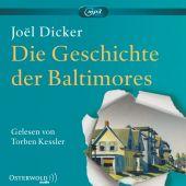 Die Geschichte der Baltimores, Dicker, Joël, Osterwold audio, EAN/ISBN-13: 9783869523071