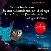 Die Geschichte vom kleinen Siebenschläfer, der überhaupt keine Angst im Dunkeln hatte, Die Geschichte vom kleinen Siebenschläfer, der seine Schnuffeldecke nicht hergeben wollte, Gleich ist alles wieder gut, Das ist noch nicht gemütlich!, EAN/ISBN-13: 9783