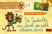 Die Geschichte vom Löwen, der nicht schreiben konnte, Baltscheit, Martin, Beltz, Julius Verlag, EAN/ISBN-13: 9783407812162