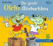 Die große Olchi-Hörbuchbox, Dietl, Erhard, Oetinger audio, EAN/ISBN-13: 9783837310139