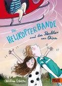 Die Helikopterbande und das Raubtier aus China, Erbertz, Christina, Beltz, Julius Verlag, EAN/ISBN-13: 9783407812353